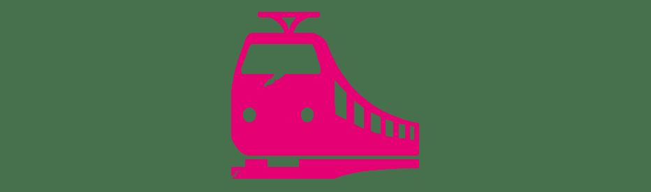 Routebeschrijving-trein