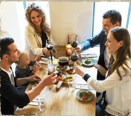 Lounge-restaurant-iets-te-vieren